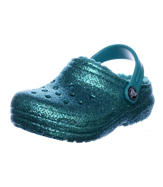 Утеплені сабо Crocs