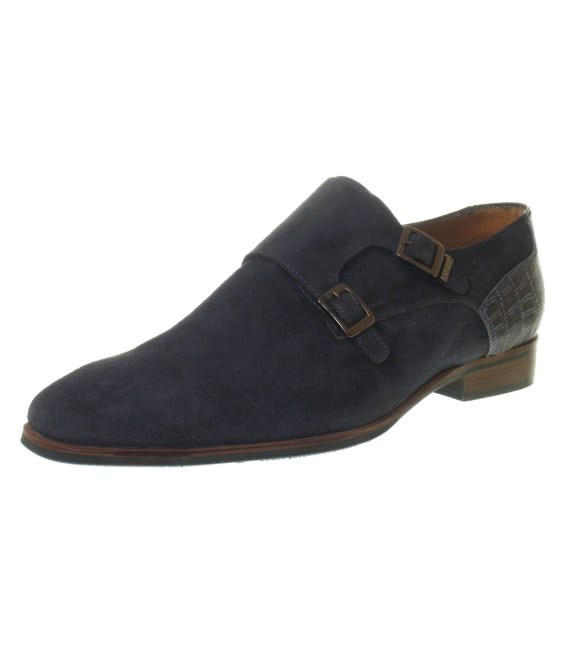 Шкіряні туфлі Nebulus