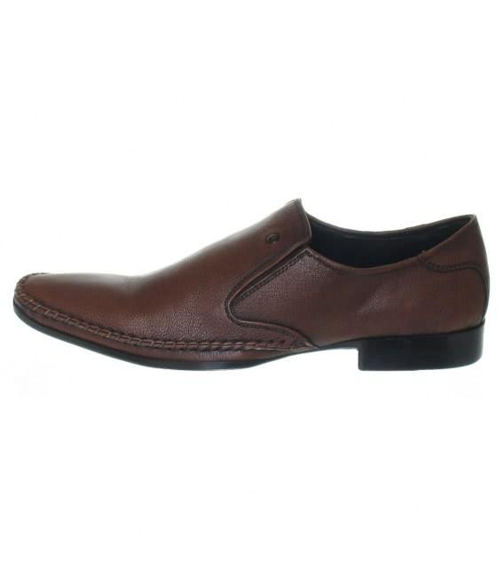 Шкіряні туфлі Alberto Torresi lofers style