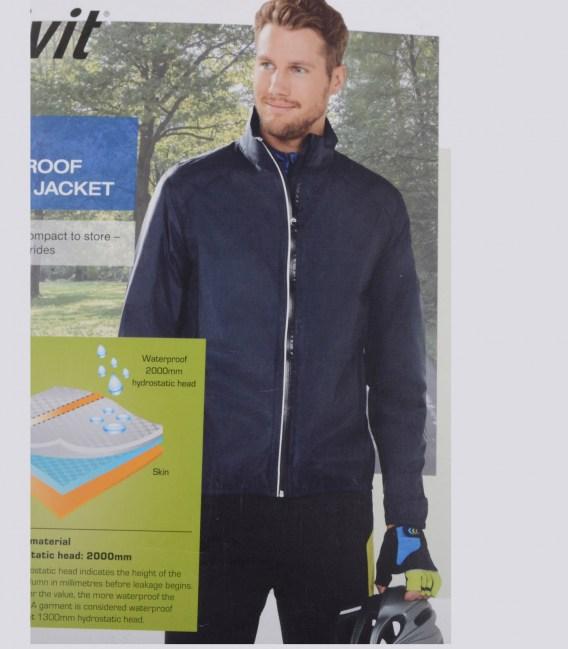 Чоловіча спортивна куртка Crivit