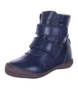 Шкіряні зимові термо чоботи EN Fant
