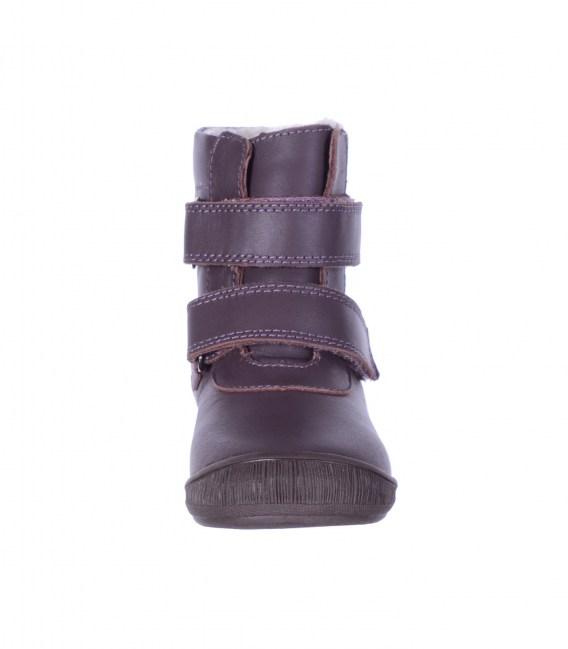 Шкіряні зимові чоботи EN Fant