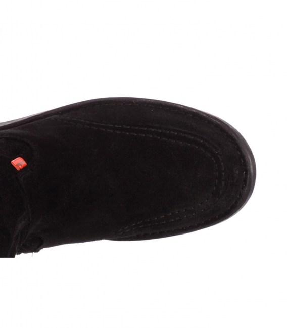 Замшеві чоботи KicKers black