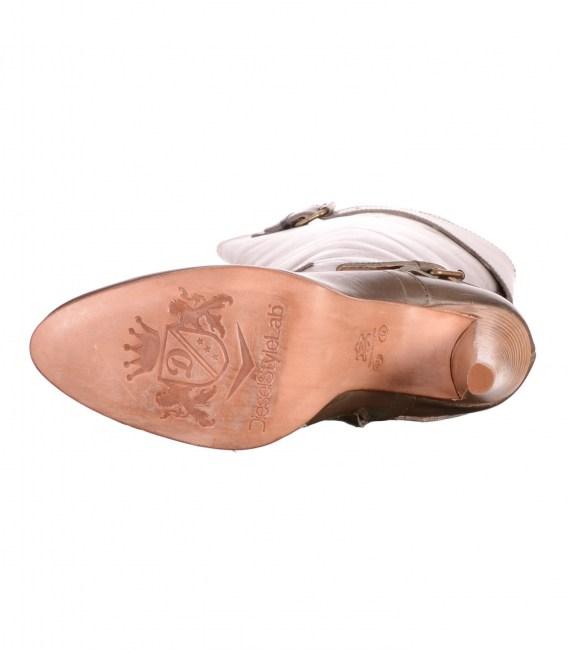 Шкіряні чоботи Jose Style Lab