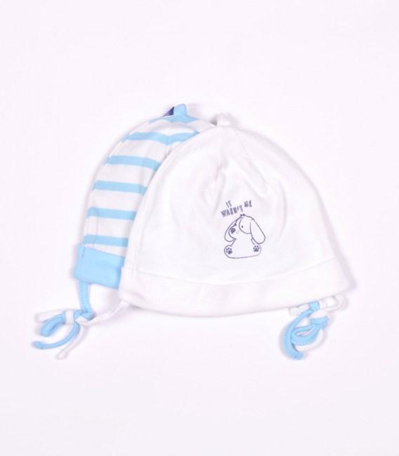 Комплект шапочок Lupilu 2 шт