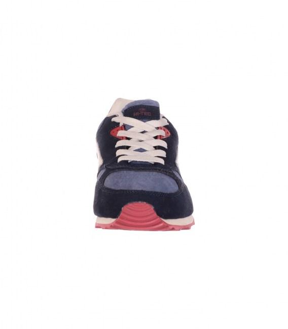 Замшевые кроссовки Hi-tec