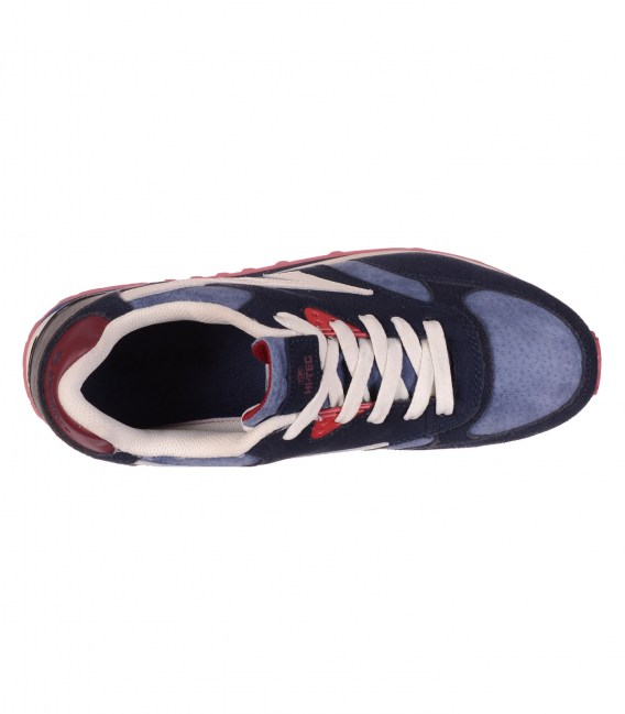 Замшеві кросівки Hi-tec